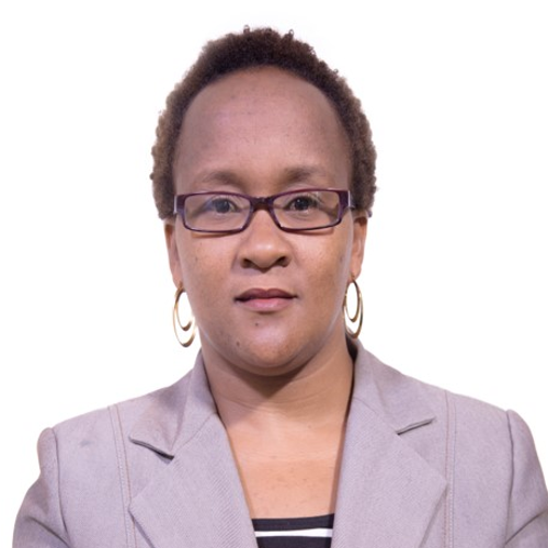 Esther Wahome (Senior Manager at Deloitte EA)